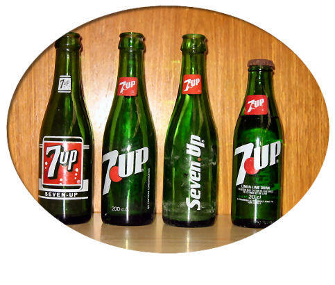 Botella refresco 12