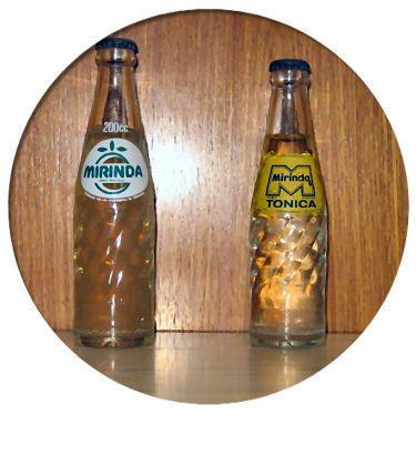 Botella refresco 28
