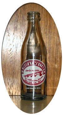 Botella refresco 33
