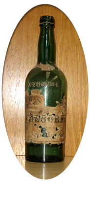 Botella Antiguas 07