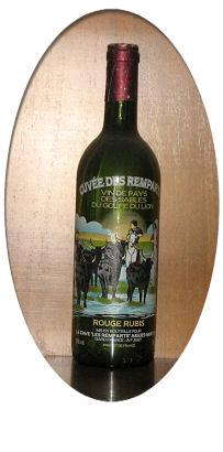 Botellas de vino 01