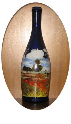 Botella de Cava 16