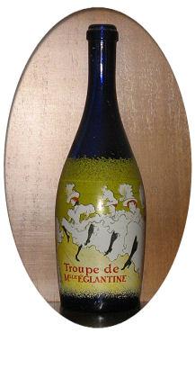 Botella de Cava 13