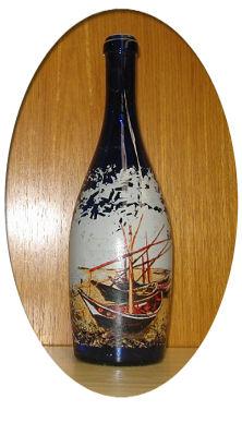 Botella de Cava 12
