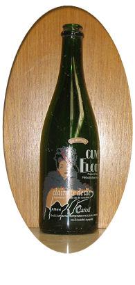 Botella de Cava 08
