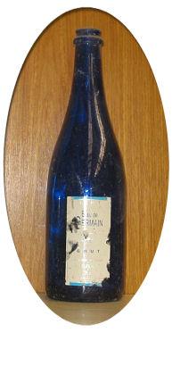 Botella de Cava 07