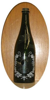 Botella de Cava 06