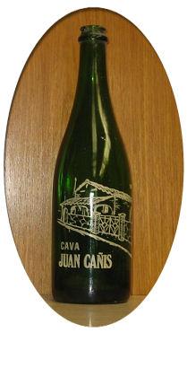 Botella de Cava 05