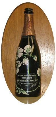 Botella de Cava 04