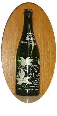 Botella de Cava 03