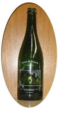 Botella de Cava 02