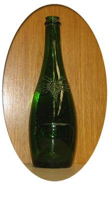 Botella de Cava 01