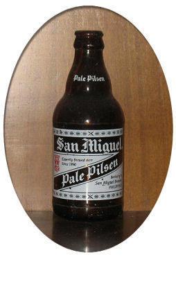 Botella de Cerveza 33