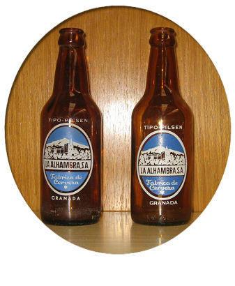 Botella de Cerveza 25
