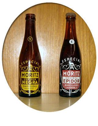 Botella de Cervezas 19