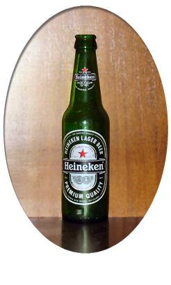 Botella de Cerveza 40