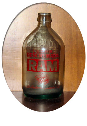 Botella de lácteas 01
